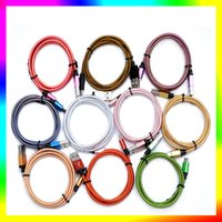 Wholesale High M ft USB Cable Micro USB Cord Data Sync Charger Cable For Android Smart Phone note xiaomi DHL