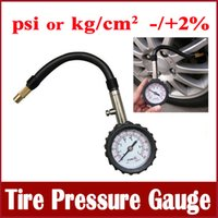 Wholesale High Precision Car Truck Motorbike Tyre Tire Pressure Gauge Table Meter Vehicle Tire Pressure Tester Diagnostic