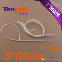 Wholesale Strapping Tapes self locking cable ties Nylon Cable tie plastic strap ties seal effect blockade mm a