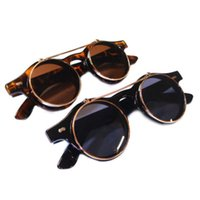 Wholesale Fashion Designer Women Gradient Sunglasses Mirror Gradient Unisex Sunglasses L07055