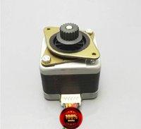 Wholesale 5 new Japanese Minebea NEMA stepper motor PU H302 P1ST NEMA17 CE ROSH ISO CNC Laser Grind Foam Plasma Cut
