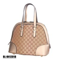 bags imitation - Print Shell Shape Women Tote Bags Woman Handbag New Women s Bag Imitation Design Shoulder bags