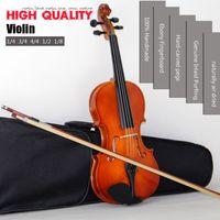 Wholesale Master Violin High quality bailing violin violin Send violin case rosin violino