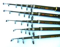 Cheap FRP Telescopic Fishing Rod Best Heavy 12 Feet & Above Spinning Fishing Rod