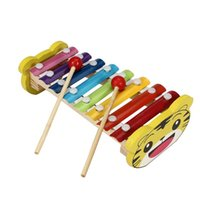 baby development exercises - Hot Salw Best seller Baby Kid Note Xylophone Musical Toys Wisdom Development Wooden vob51231