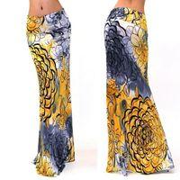 Wholesale Dress factory autumn new print skirt waist bag hip skirt skirt outfit Club step