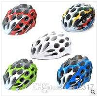 Wholesale 100 Original glossy Catlike cool cycling bike whisper Holes mtb road bicycle outdoor sports helmet SIZE MD