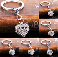 best text games - NEW Hot Cartoon Game movie keychian Peach heart with rhinestone text keychain wedding favors keychain best gifts cc129
