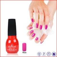 Wholesale 1802 New Rose Scent UV Gel Nail Polish Soak Off Nail Gel UV LED Gel ml oz color to choose