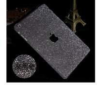 Wholesale Luxury Full Body For Ipad Mini Shiny Glitter Rainbow Cover Bling Diamond Colorful Front Back Side Skin Case Sticker