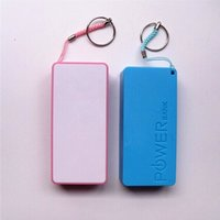 Wholesale Fragrance Power bank mah portable power Perfume taste smelling Power bank Powerbank with Retail packing and with Key ring and usb cable