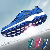 anti skid surfacing - New Shoe Summer Outdoor Sports Lovers Shoes Light Breathable Anti Skid Net Mesh Surface Skateboarding Shoes For Men Women