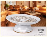 Wholesale Retail Simple Flavor Bathroom single piece Soap Dish Several Kinds of Style for Chosen