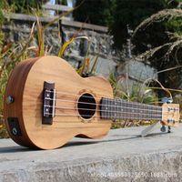 Wholesale Vuk Lily inch top acacia wood color box Jo Kerry Lee ukulele four string guitar