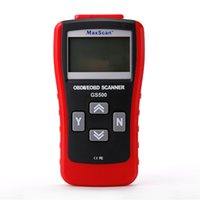 Wholesale Maxscan GS500 Car Code Reader Scanner Diagnostic Auto CAN OBDII OBD2 EOBD Scanner Tool