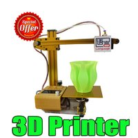 Cheap DIY Leader 150 Leader150 3D Printer Type SD Card pringt  STL GCODE Open Source for PLA Filament Hot Selling