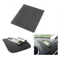 Wholesale Practical Car Non Slip Dash Mat Dashboard Phone Pad Holder Black