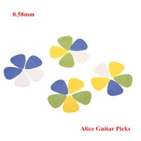 bass project - 20pcs set Projecting Nylon Guitar Picks Guitar Plectrums Alice AP G mm Picks for Guitar Bass Ukelele Players