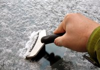 Wholesale 20pcs Mini Auto Car Vehicle Snow Ice Shovel Scraper Removal Clean Tool Black