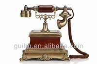 antique american furniture styles - american country style living room furniture decorative resin antique telephone