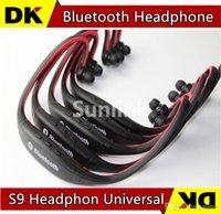 Cheap Universal Cell Phone Earphones Best Bluetooth Headset Wireless bluetooth headphone