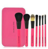 Wholesale Professional Makeup Brushes Set Charming Pink Cosmetic Eyeshadow Brushes FEMININE PRODUCTS
