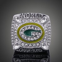 nfl - The green bay packers Aaron Rodgers NFL super championship ring fans collection