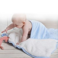 Wholesale Baby Sleeping Bags Winter Cotton Baby Blankets Wraps Infant Child Outdoor Warm Sleep Sacks Carry Pack VB0010 Kevinstyle