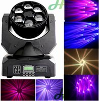 bee sound - Factory Wholesales Latest model X w leds disco dj lights Mini Bee Eyes Led Moving Head Lights dmx512 master sound goods