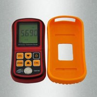 Wholesale Brand New High Quality Steel PVC Wall Thickness GM100 Meter Tester Ultrasonic Gauge thickness Digital Testing