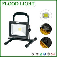 Wholesale Brand new portable led flood lighting battery powered W with Bridgelu mil chip portable outdoor and indoor led high