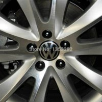 beetle rims - Center Wheel Rim Hub Cap For VW Beetle Golf Jetta R32 Mk4 J0