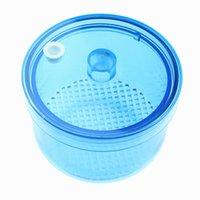 Wholesale 2PCS Bur sterilization box retainer denture box clean box high temperature high pressure
