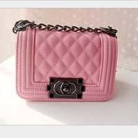 best ladies backpack - best Arrival Kids Korean Style Princess Shoulder Bags Childrens Fashion Checkered PU Leather Bags Baby Girls Lady Style Shoulder Bags