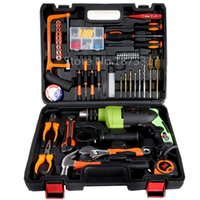 Wholesale 1450W multifunctional impact drill electric screwdriver dual use rotary hammer drill household electric tool with accessories