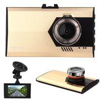 Wholesale car dvd Degree Wide Angle Lens V80 Car DVR Recorder Motion Detection G Sensor Infrared Night Vision Auto Camera Full HD P