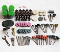 Wholesale Brand New BIT SET SUIT MINI DRILL ROTARY TOOL FIT DREMEL Grinding Carving Polishing tool sets grinder head