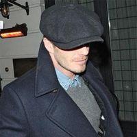 Wholesale 2015 New Solid Color Vintage Beckham Male Fashion Octagonal Cap Men Woolen Newsboy Cap Painter Beret Hat