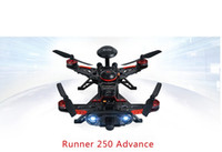 advanced fiber systems - F16182 Original Walkera Runner Advance GPS System RC Drone Quadcopter RTF with DEVO Remote Control OSD Camera GPS V4