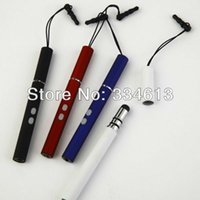 ball led point - in Pen Magic Touch Pen Pen Stylus ball point LED Flashlight