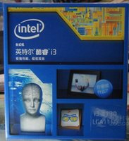 Wholesale Intel Intel Core i3 dual core CPU GHz boxed Chinese acupuncture