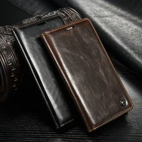 Wholesale CASEME Case For iphone plus inch Luxury R64 Leather Wallet for iphone5 for note4 for S6