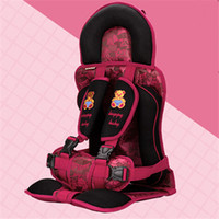Wholesale 9 Months Years Old Child Car Seat Portable Cushion Baby Car Seat Cover for Children kg in the Car Assento De Carro