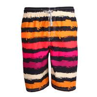 Cheap Board Shorts Mens short Pants Best Polyester Striped Surf BoardShorts