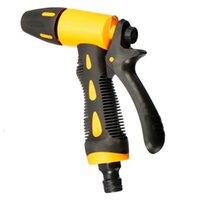 Wholesale Outdoor Garden Floor Car Auto Water Hose Nozzle Trigger Spray Gun Washing Tool Inch Male Portable Water Pipe Sprayer