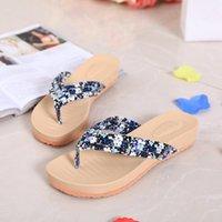 sandal fashion lady shoes - Flip Flops Flat Heels Slides Women Sandals Lady Sexy Rhinestone Sandals New Fashion Summer Sandal Shoes SXQ0507