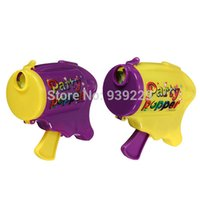 Wholesale New Popper Toy Gun Cannons Burst Refill Cartridge For Party Confetti Children Gift Party Supplies Birthday