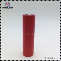 sanyo - New Arrivals High Drain A Battery Sanyo UR18650RX mAh V lithium Battery Cell Rechargeable Price Free Fedex