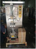 Wholesale Automatic small milk soymilk drink Liquid Ketchup sauce vinegar Water wine milk sealing packing machine