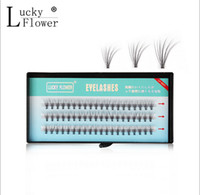 Wholesale Grafting Eyelashes Girl False Eyelashes mm mm mm mm mm Individual Lashes F14383